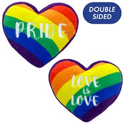 Pride Heart (Double Sided) by Lulubelles Power Plush