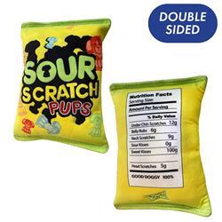 Sour Scratch Pups by Lulubelles Power Plush