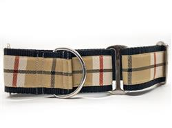 Barkley Extra Wide Martingale Dog Collar