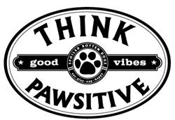 Think Pawsitive Magnets