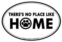No Place Like Home Magnets