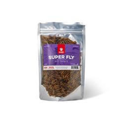 Super Fly Black Soldier Fly Larvae (3oz)