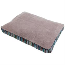 Aspen Pet® Antimicrobial Gusseted Plush Pillow Bed