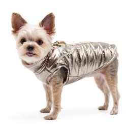 Metallic Runner Coat