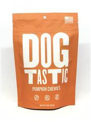 Dogtastic Pumpkin Chewies Dog Treats