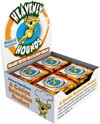 Heavenly Hounds - 288  Individually Wrapped 2 oz. Relaxation Squares (twenty-four 12-packs) exp date 07/17/2021 - COPY - COPY