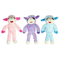 Multipet Pet Envy Floppy Lamb Chop Dog Toy Assorted 20 inches