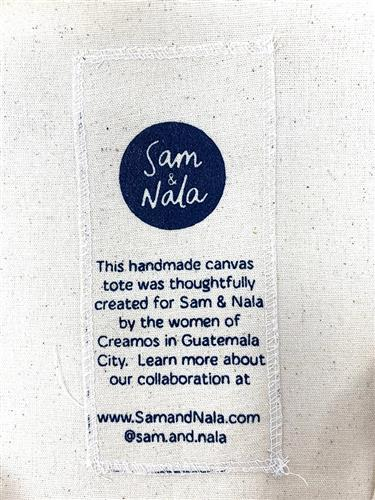 Canvas Bag - If Dogs Could Talk...