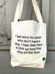 Canvas Bag - I Feel Sorry...