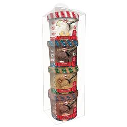 Holiday Gift Pack 4 Christmas Inspired Flavors- Ice Cream Mix for Dogs