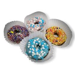 Small Donut Treats - Box of 20 Bulk