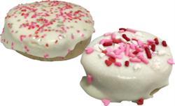 Valentine's PB Ruffles