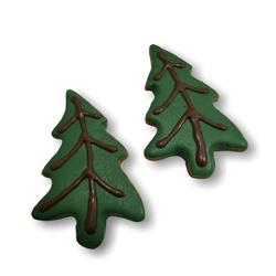Evergreen Tree Treats - Tray of 15
