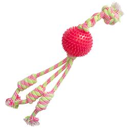 "Feel'N Spikey - 23"" Rope Toy (Assorted Colors)"
