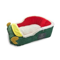 SLEIGH PET BED