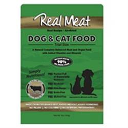 Air Dried 90% Meat Beef Dog & Cat Food - 5oz Trial Size