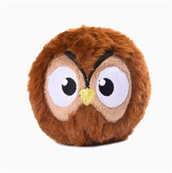 Owl - 2 in 1 Zoo Ball with Dura Guard Toy