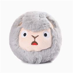 Sheep - 2 in 1 Zoo Ball with Dura Guard Toy