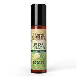 PREORDER for Earth Day 2021: Buzz Guard .34oz (10ml) roll-on by Earth Heart Inc.