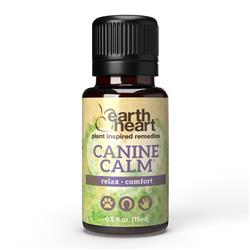 PREORDER for Earth Day 2021: Canine Calm 0.5oz (15ml) Diffuser Blend by Earth Heart Inc.