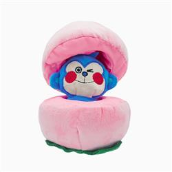 Peach - Fruity Critterz Puzzle Hunter Toy