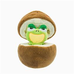 Coconut - Fruity Critterz Puzzle Hunter Toy