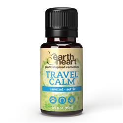 PREORDER for Earth Day 2021: Travel Calm 0.5oz (15ml) Diffuser Blend by Earth Heart Inc.