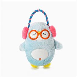 Penguin - Melody Bros Rope Funz Toy