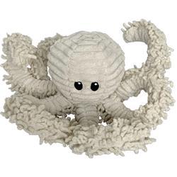 """9"""" Natural Octopus"""