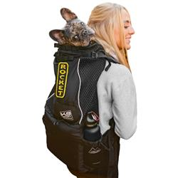 K9 Sport Sack® KNAVIGATE--MIDNIGHT BLACK