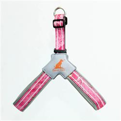 Realtree® Step In V Harness Paradise Pink