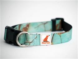 Realtree® Adjustable Dog Collar Sea Glass