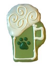 Green Frosty Ale Mug