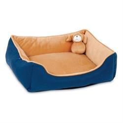 Aspen Pet® Rectangular Lounger With FREE Toy