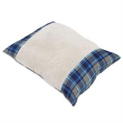 Aspen Pet® Plaid Pillow Pet Bed