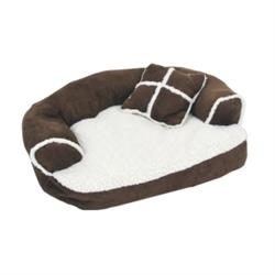 Aspen Pet® Sofa Bed With Pillow