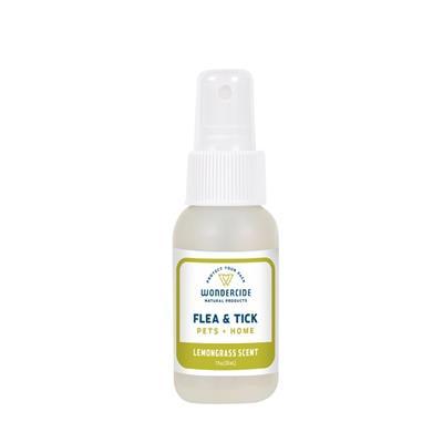Lemongrass Flea, Tick & Mosquito Spray for Pets + Home by Wondercide