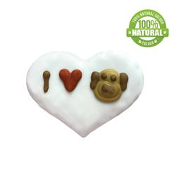 I love my dog heart, 18/Case, You had me at WOOF! MSRP $2.49