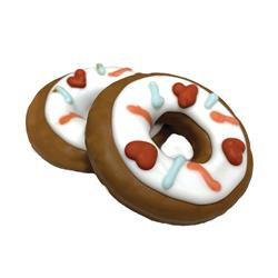 Valentine's Donuts, 18/Case, You had me at WOOF! MRSP $2.49
