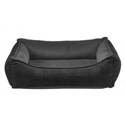 Iron Mountain Performance Chenille Oslo Ortho Bed with Ash Inside
