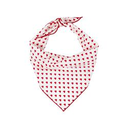 Valentine Bandana | Valentines Day Bandana | Red Hearts Valentine Dog Red Bandana