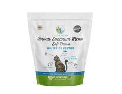 Hemp Soft Chews for Cats by Green Coast Pet