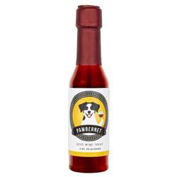 "Dog Wine ""Pawbernet Red"" 5oz Bottle"
