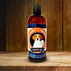 "Dog Beer Treat ""Rover Ale"" 8oz Bottle"