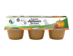 Pumpkin Applesauce 6pk by Green Coast Pet