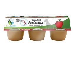 Unsweetened Applesauce 6pk by Green Coast Pet