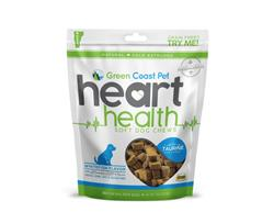 Heart Health Soft Whitefish Chews by Green Coast Pet