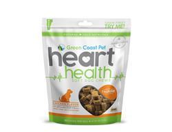Heart Health Soft Chicken Chews by Green Coast Pet