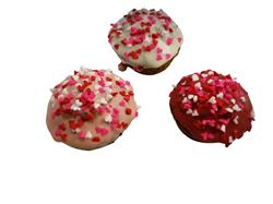 Valentine Puppycake - Tray of 15 Bulk