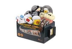 Hollywoof Cinema Toys Set (15 pc with FREE Display)